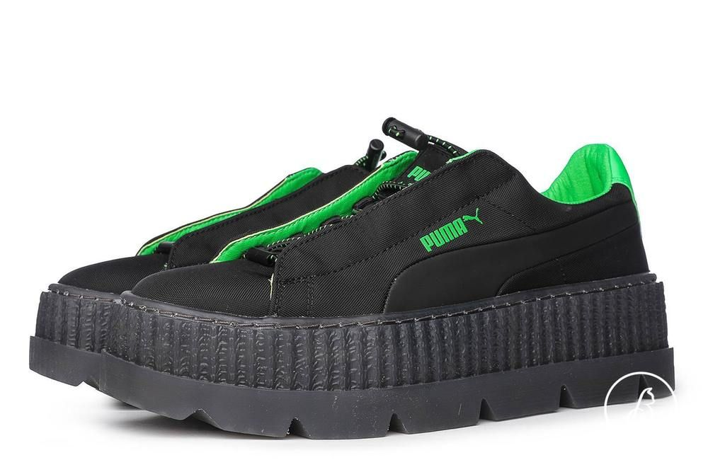 separation shoes 6f8f7 7a08c NEW Puma x FENTY by Rihanna Women's Cleated Creeper Surf ...