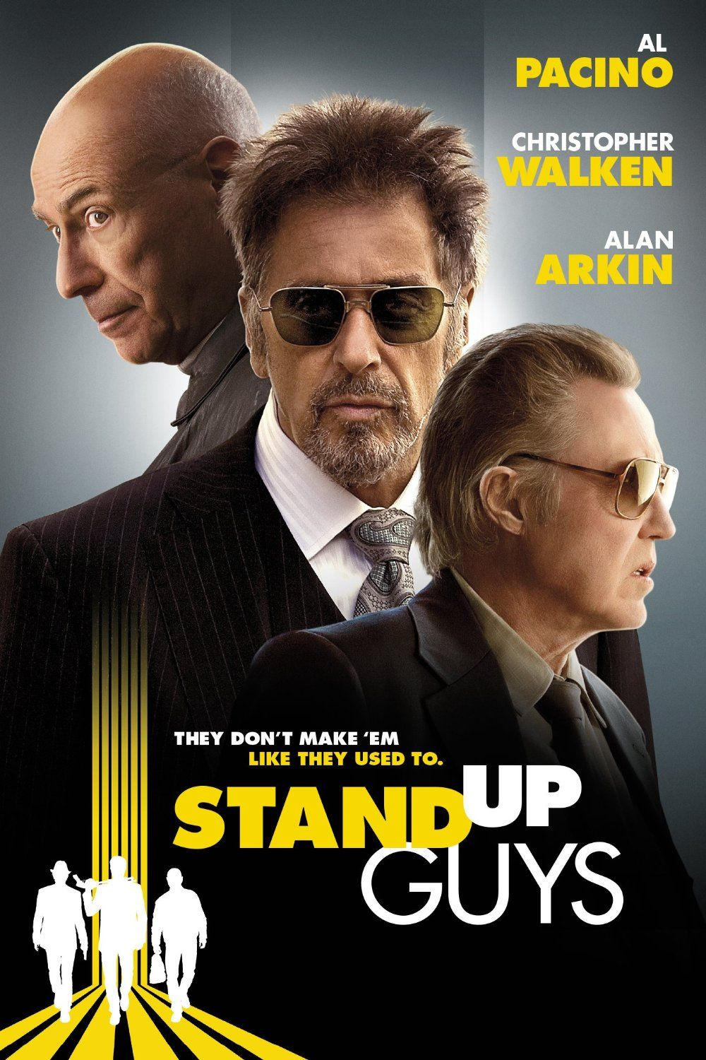 Stand Up Guys (2012) | Реальные Парни (2012)