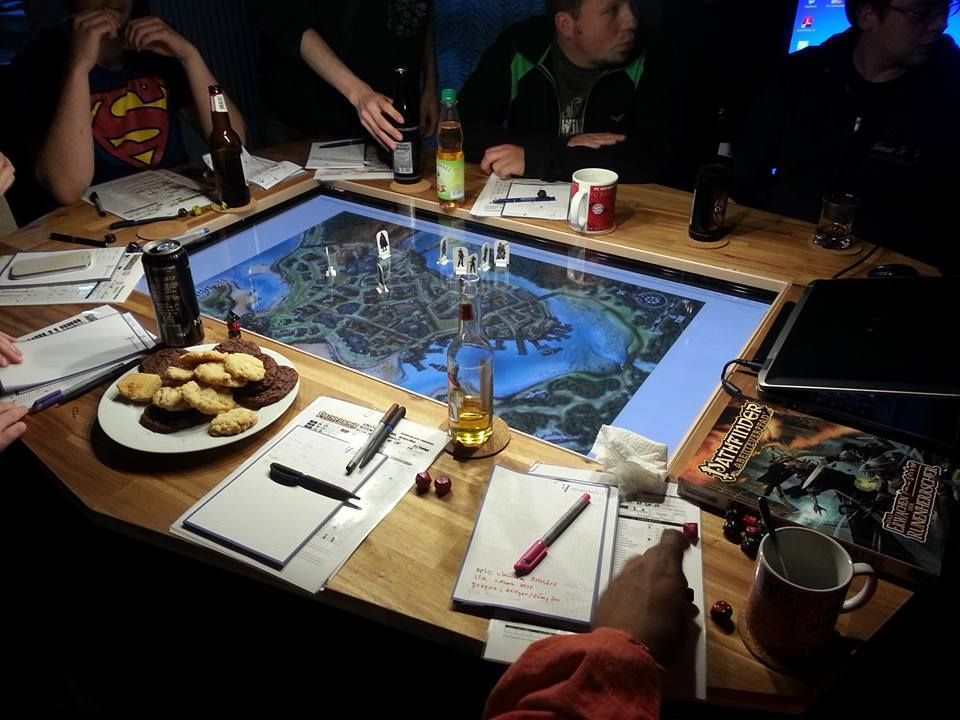 Gaming Desks Gaming Pinterest Dnd Table Table Games And
