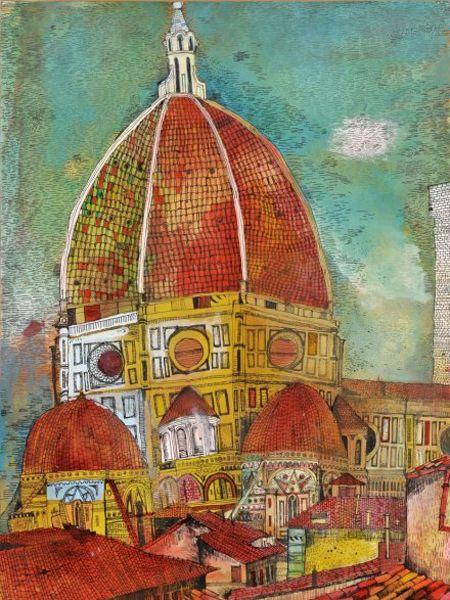 Urban Landscape Painting Cityscapes