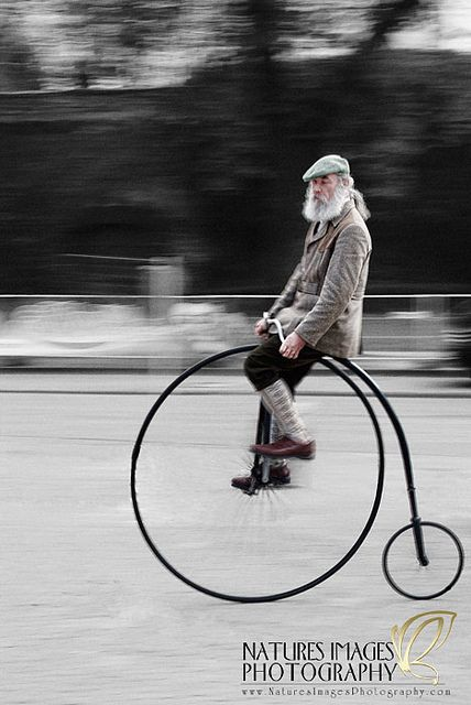 """""""Penny Farthing"""""""