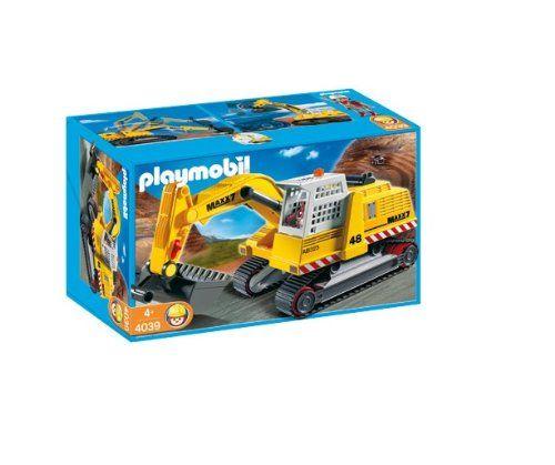 Playmobil 4039 Transport Set: Heavy Duty Excavator PLAYMOBIL®,http://www.amazon.com/dp/B001RHAF3W/ref=cm_sw_r_pi_dp_1noFsb0VJFH1FVN3