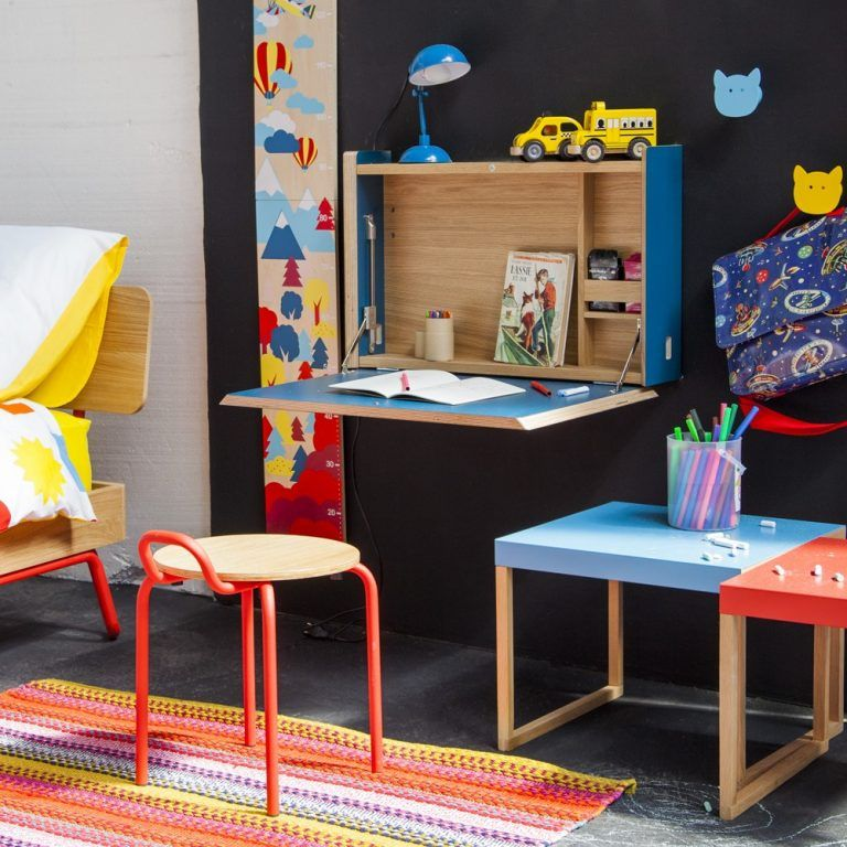 Bureau Mural Pour Chambre D Ado Par Habitat Desks Walls And Room