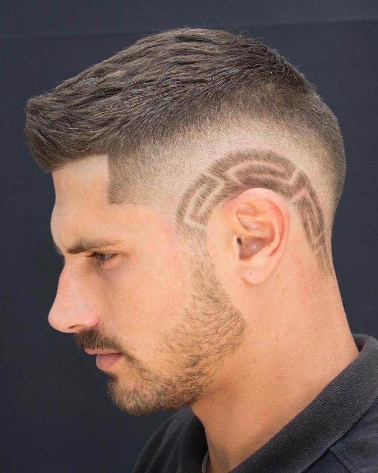 High And Tight Drop Skin Fade Hair Design Unique Haircut Designs For Men Fade Haircut High And Tight Haircut Drop Fade Haircut