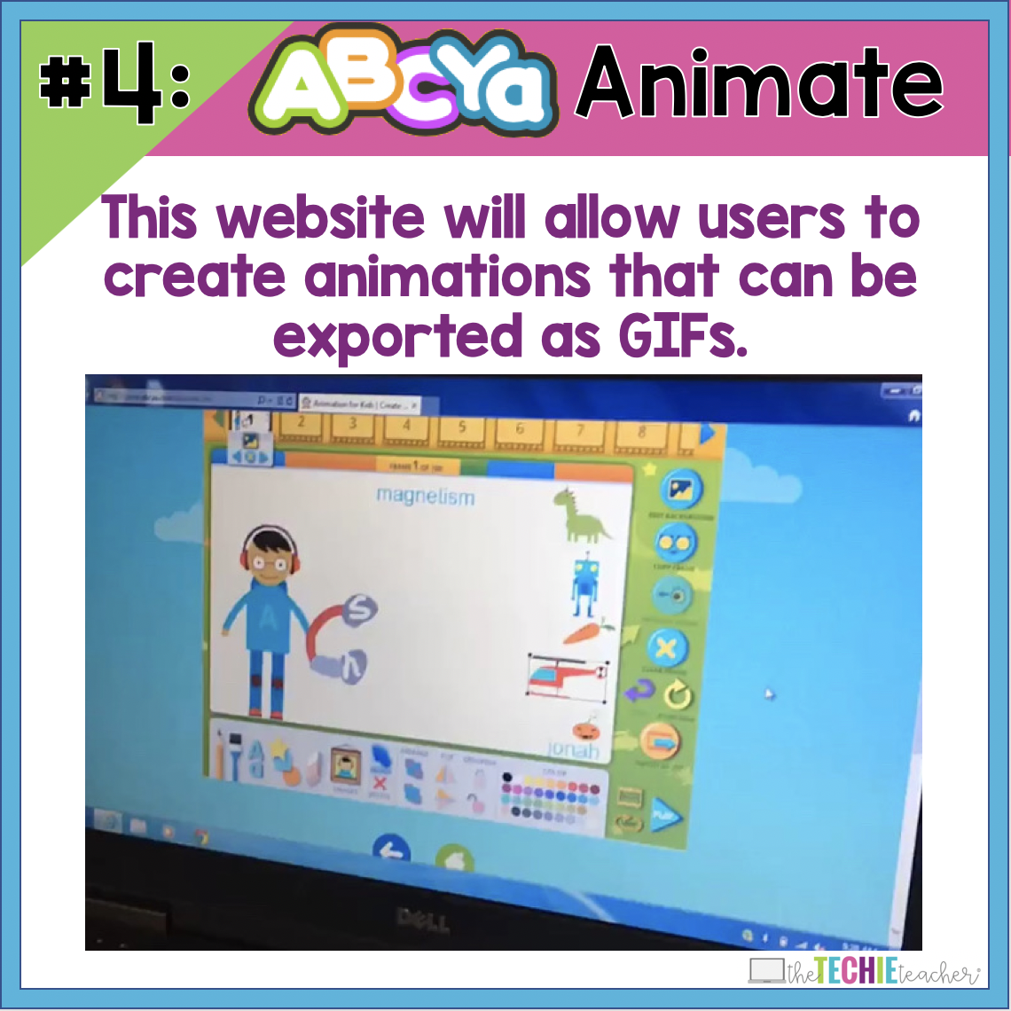 My Favorite 10 Apps & Websites for Creating Animated GIFs