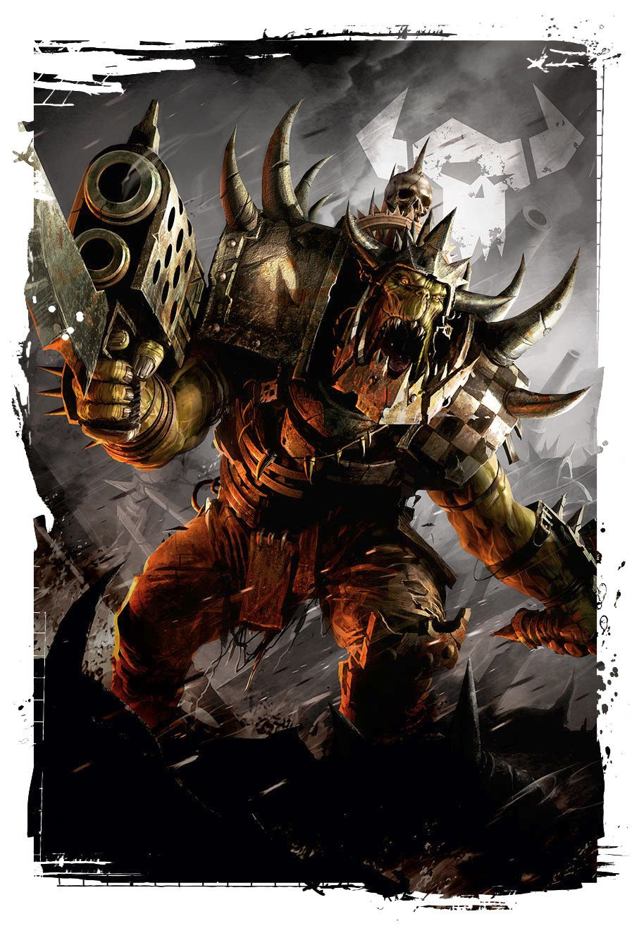 Codex orks by raymond swanland this concludes the 7th edition art codex orks by raymond swanland this concludes the 7th edition art showcase and nicely segues into fandeluxe Gallery