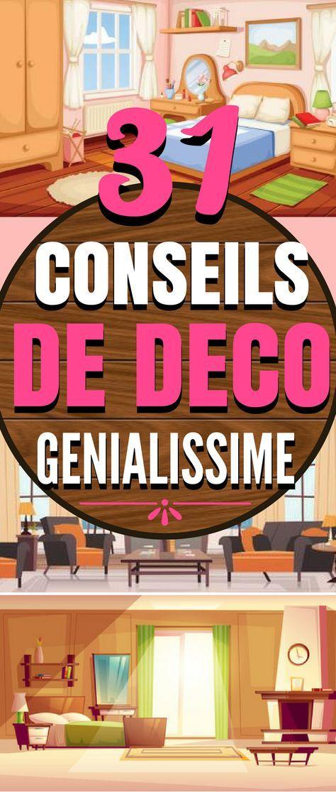 31 CONSEILS, ASTUCES  IDÉES DÉCO GENIALISSIME ! - ajouter une piece a sa maison