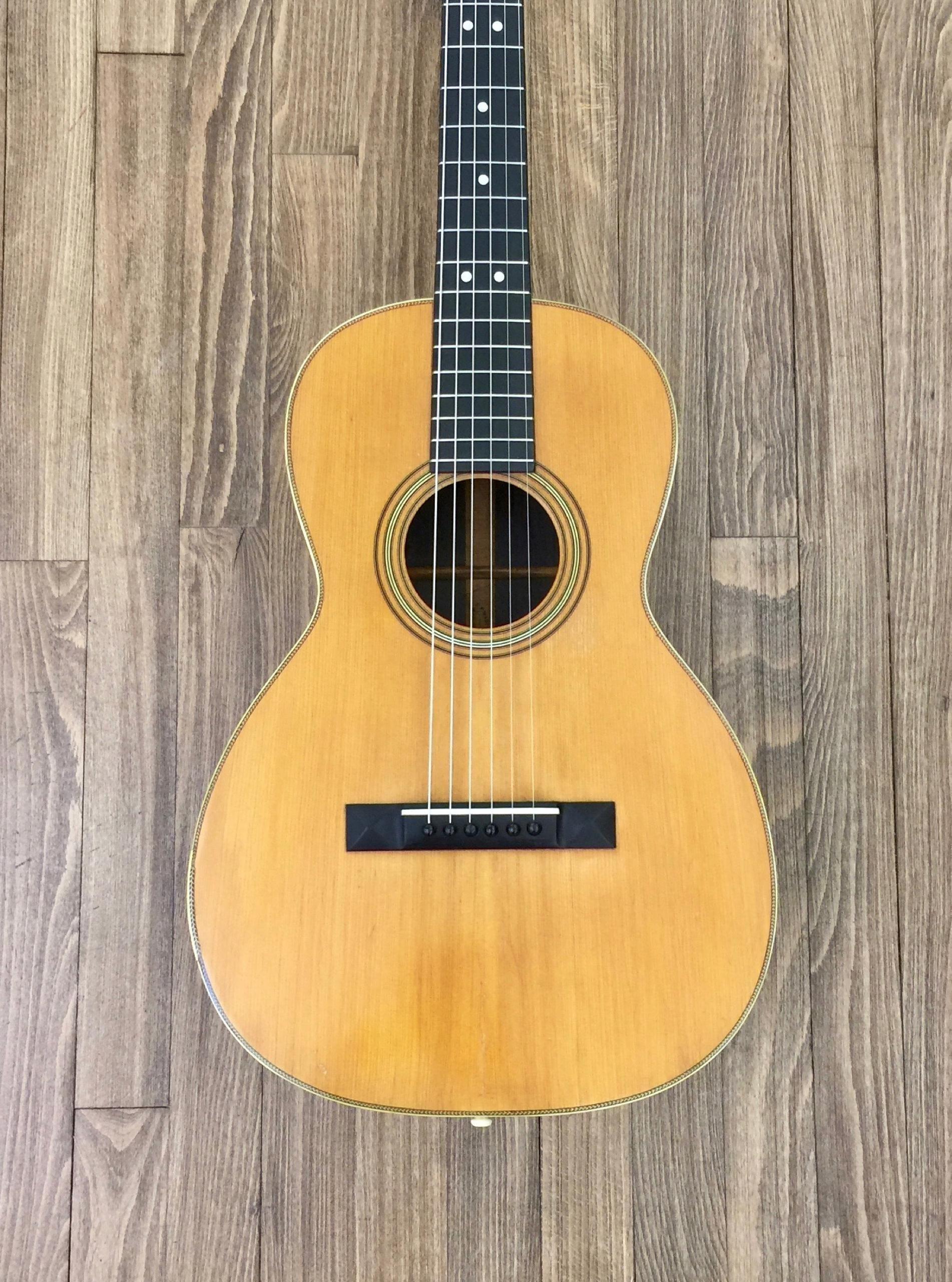 1895 Martin O-28 Parlor Guitar | Cosplay | Christmas | Ear Piercings ...