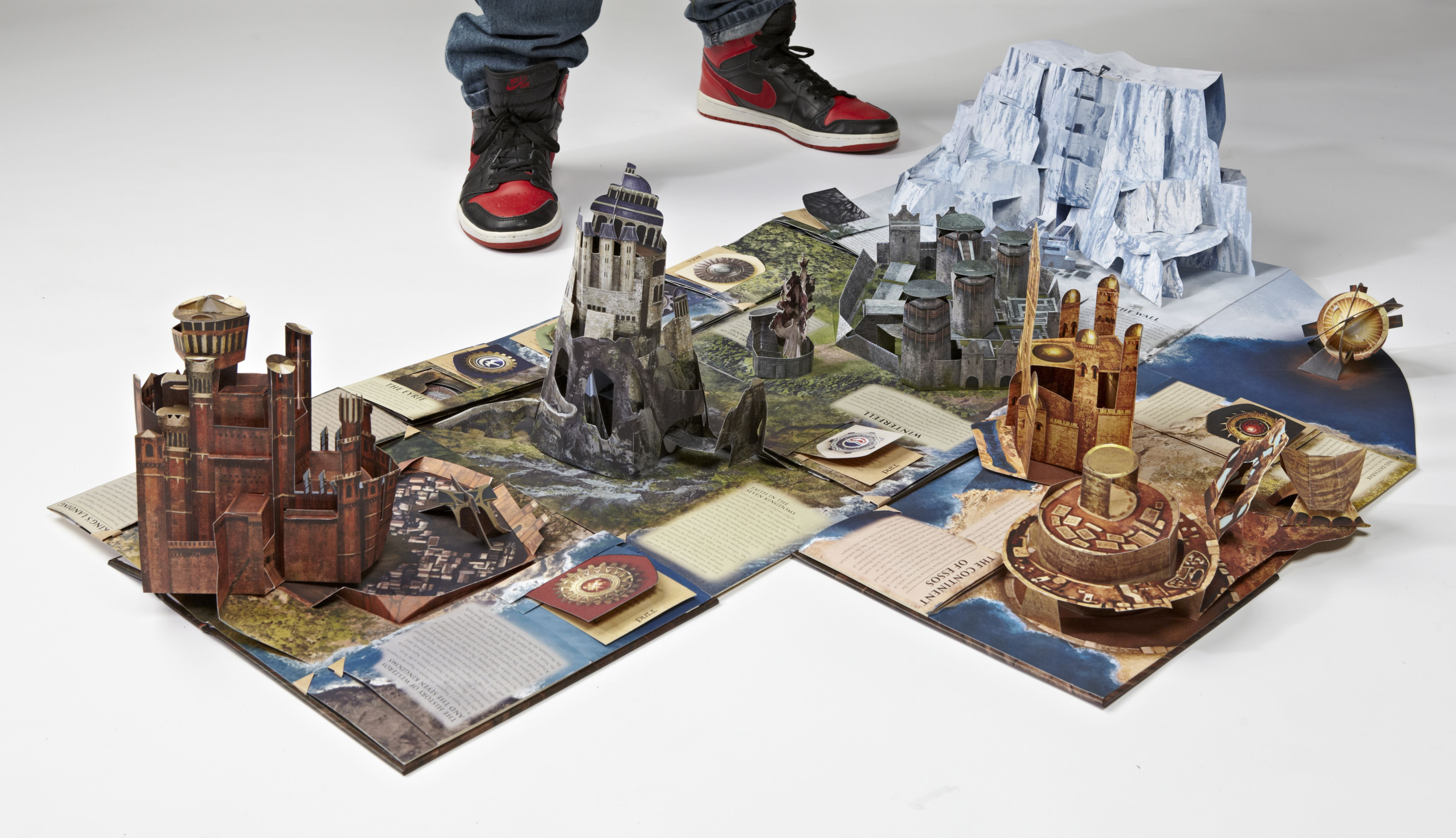Where can I find out how to make complicated pop up books or paper engineering?