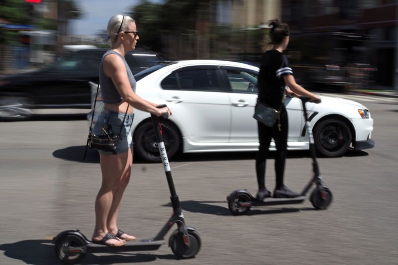 Can Cities Ban E Scooters In The Name Of Public Safety Bird Says
