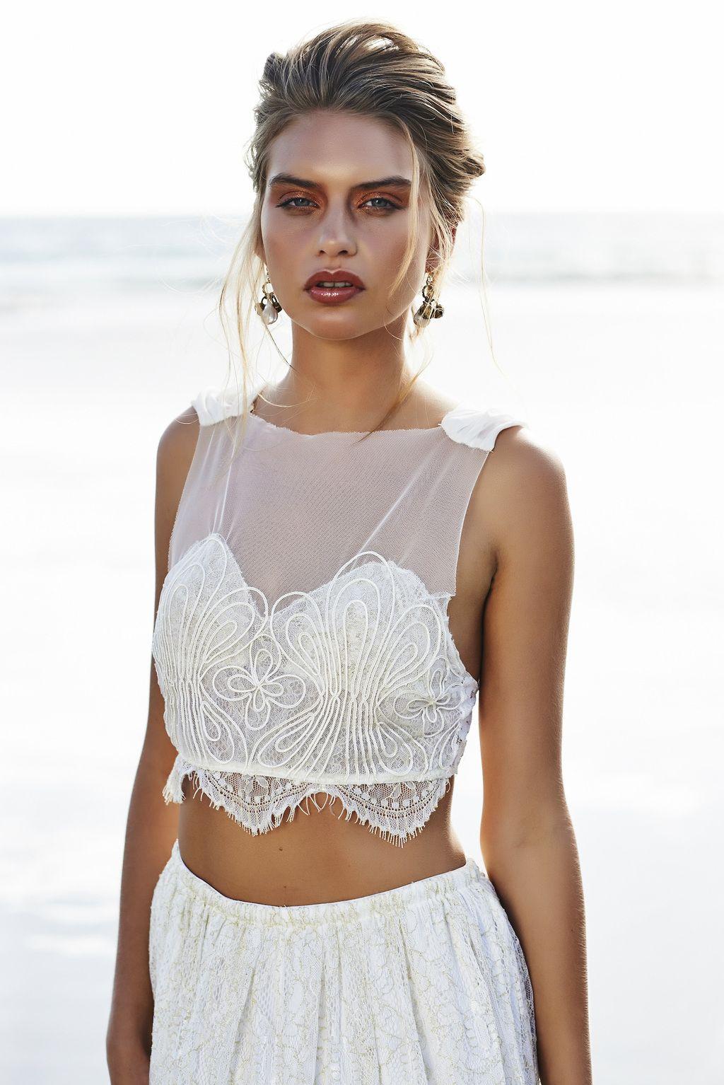 Wedding dresses for a beach wedding  Graceloveslaceavrilweddingdresscloseupfull  wedding