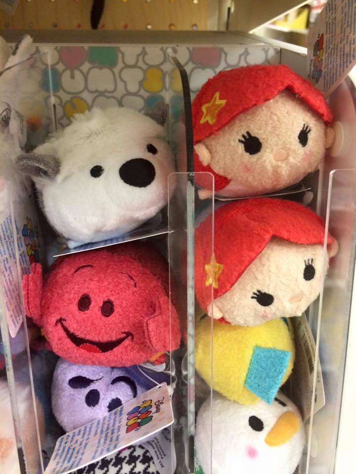 f0abbbc236b Little Mermaid Tsum Tsums Start to Surface at Target Stores