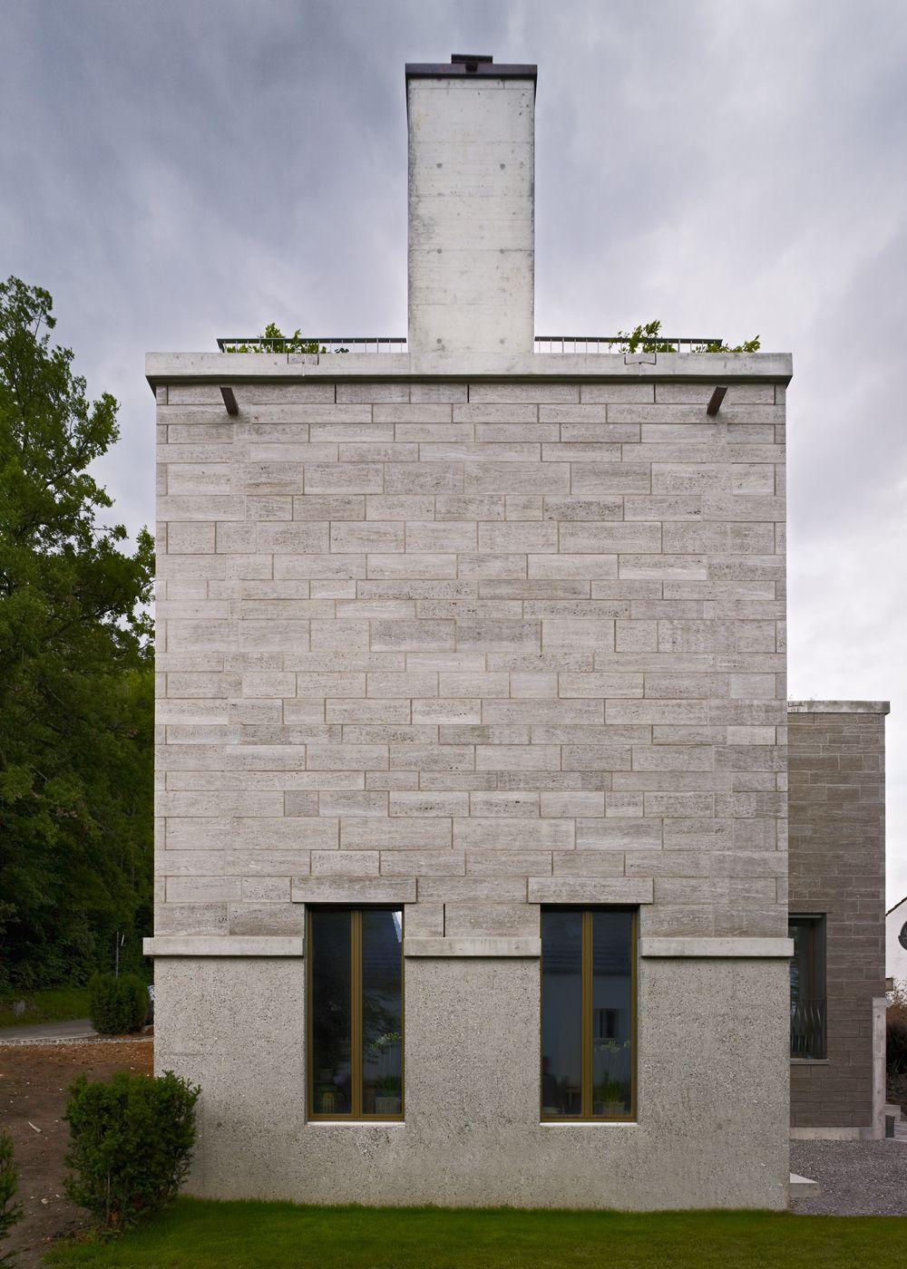 Meister Architektur käferstein meister family house küsnacht 2012 arkitektur