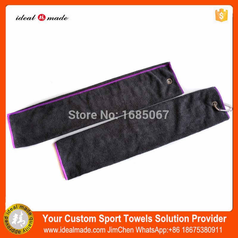 Free Shipping 50pieces/lot ultra terry microfiber towel 280gsm lightweight custom design support