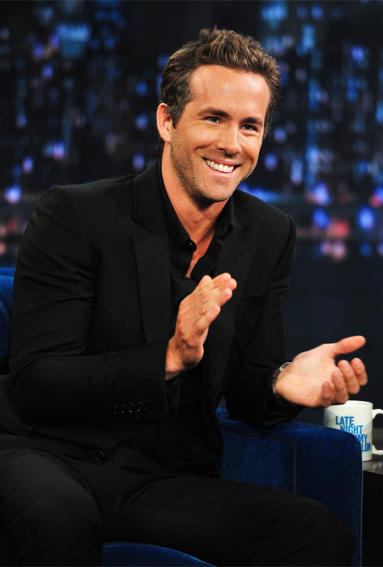 Ryan Reynolds Source Chicos famosos, Actrices, Actors