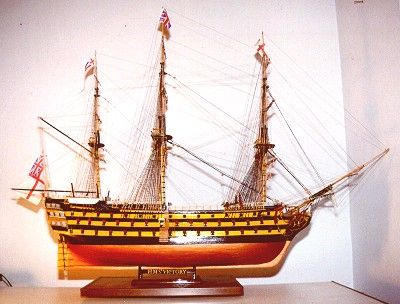 Scale Model Gallery H M S Victory Nelson S Flag Ship 1765 Wooden Ship Models Model Ships Model Gallery