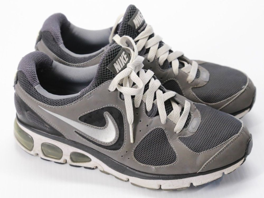 51874c51e ... Mens Nike Air Max Turbulence NA Sneakers Athletic Shoes Grey Black Size  8 Athletic shoes and ...