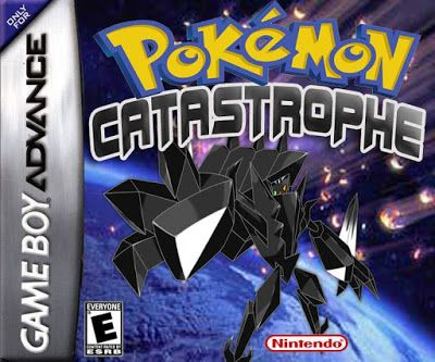 Pokemon Dark Future Gba Rom