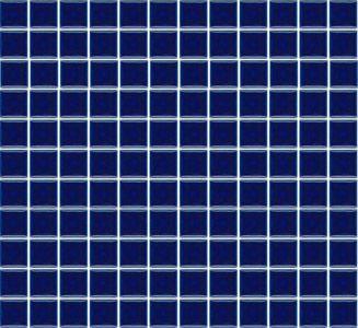 Retro Block Glazed Porcelain 1 X 1 Mosaic Tile Wake Blok 1362 Blue Mosaic Mosaic Tiles Mosaic