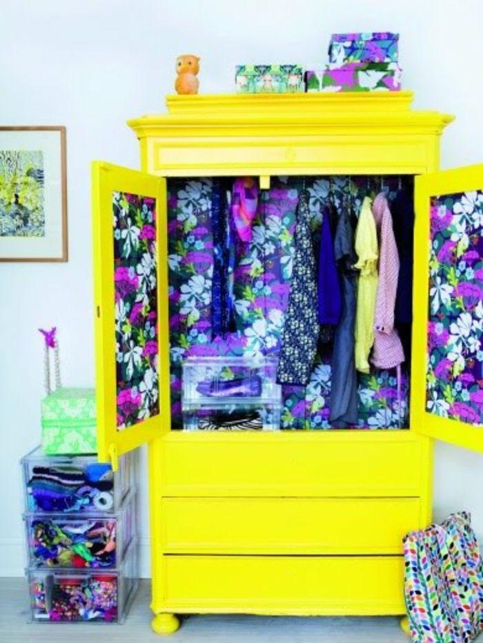 ▷1001+ idées pour relooker une armoire ancienne Armoires, Table