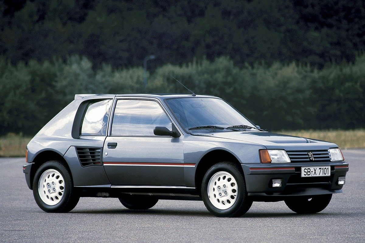 The 10 Best Rally Cars For The Road Highsnobiety Peugeot Rally Car Dream Cars
