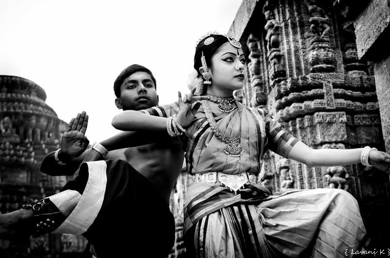 My friend lavani took this pic in Orrisa's Konark Temple