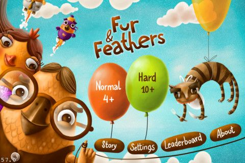 App Store - Fur and Feathers