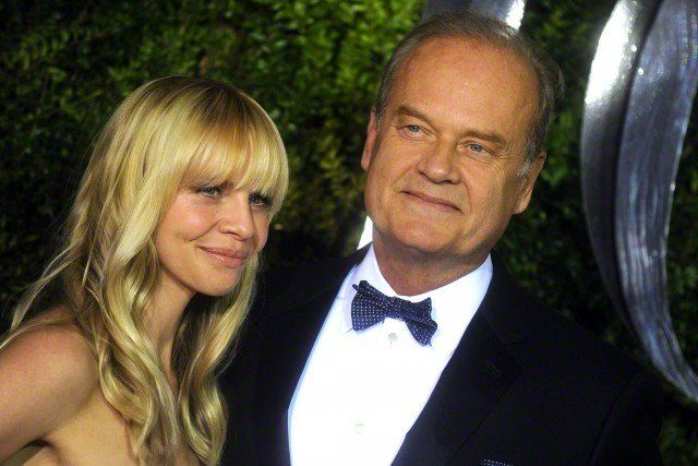 Kelsey Grammer & Kayte Walsh | Celebrity couples, Age ...