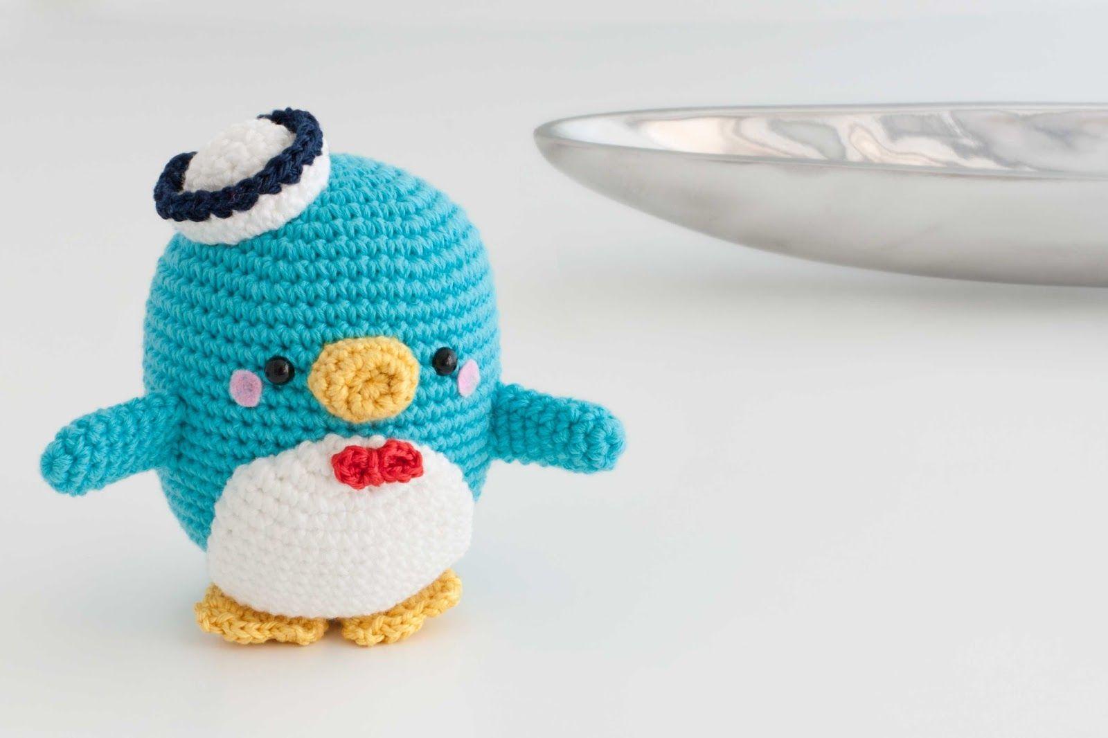 amigurumi pingüino   Lugares para visitar   Pinterest   disney Pixar ...