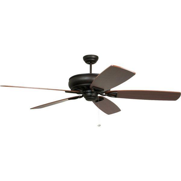 Craftmade Sua62ww5 Supreme Air White 62 High Airflow Ceiling Fan Ceiling Fan Bronze Ceiling Fan Ceiling Fan Light Kit