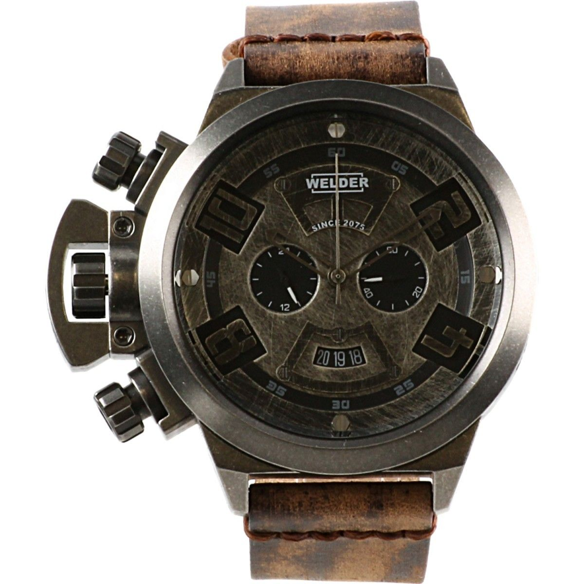 u-boat chimera ref. 6946 black & bronze chrono 46mm Ø | products i