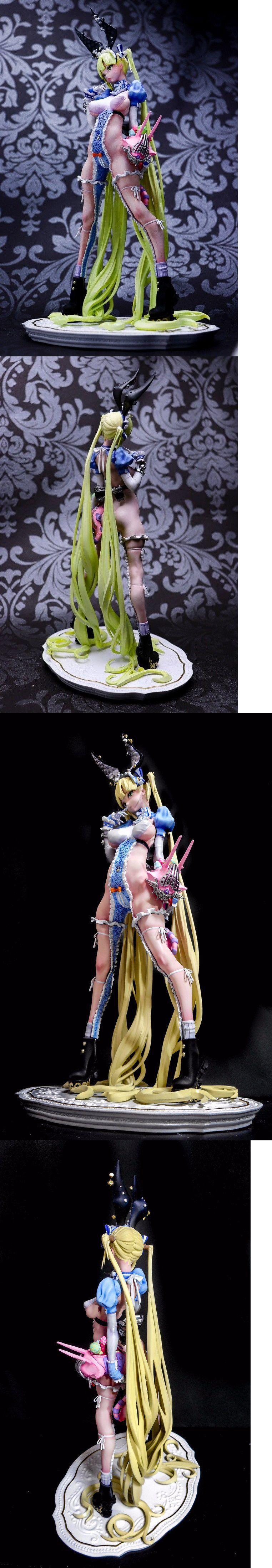 Anime 49210 w_27191 6 alice nighthawks unpainted resin
