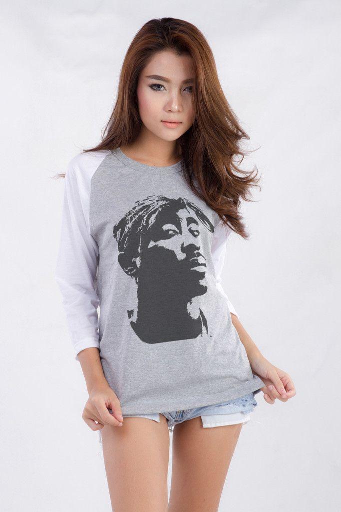 Pac Tupac Shakur Rapper TShirt For Teen Teenage Girls Teenager - Teenage tumblr fashion