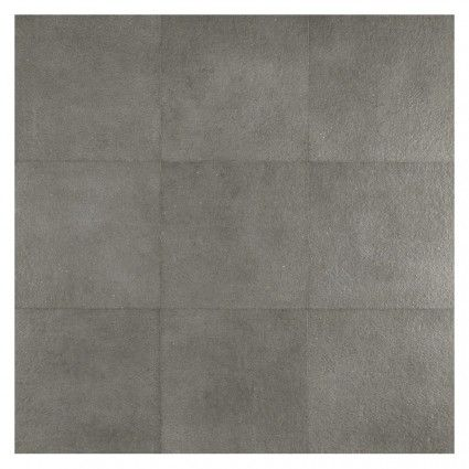"Complete Tile Collection Formatti Porcelain Tile, Grey - Textured Rectified, MI#: 039-P2-818-069, Single Tile (18"" x 18""), Nine Tiles (54"" x..."