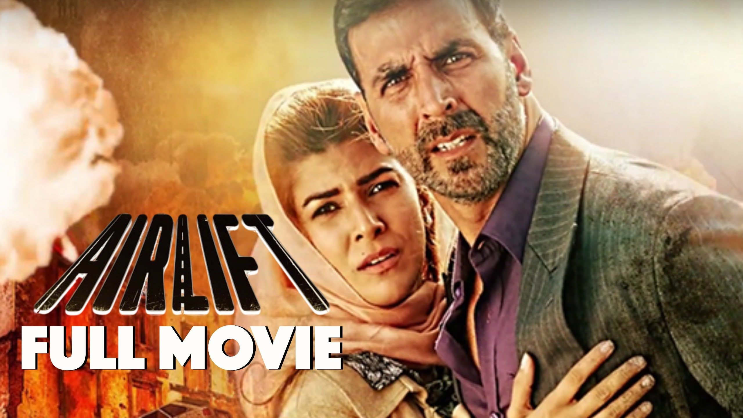Netflix Airlift Bollywood Akshay Kumar Nimrat Kaur Full Movies Online Free Hd Movies Download Full Movies