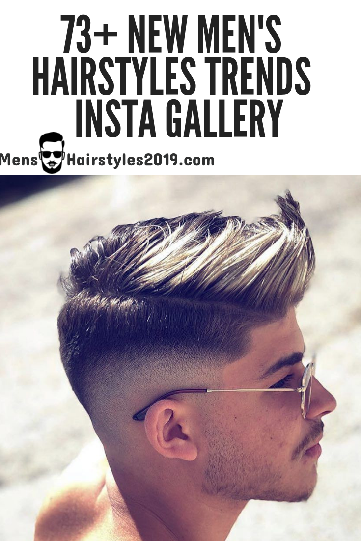 Surprising 73 Mens Hairstyle Trends 2019 Updated Gallery Mens Hairstyles Natural Hairstyles Runnerswayorg