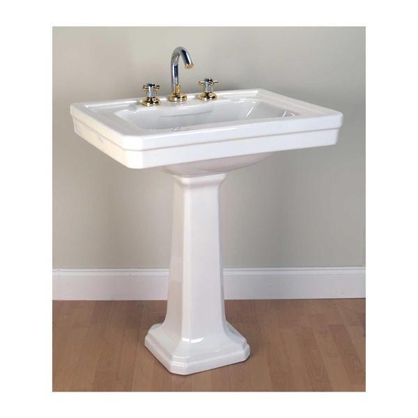 Sutton Collection Pedestal From Le Bijou Bathtub Shower