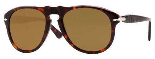 42dd7d7dd5 Persol PO0649 24 57 Havana Sunglasses with Brown Polarized Lenses 52mm 649  24 57 52 Persol.  180.00