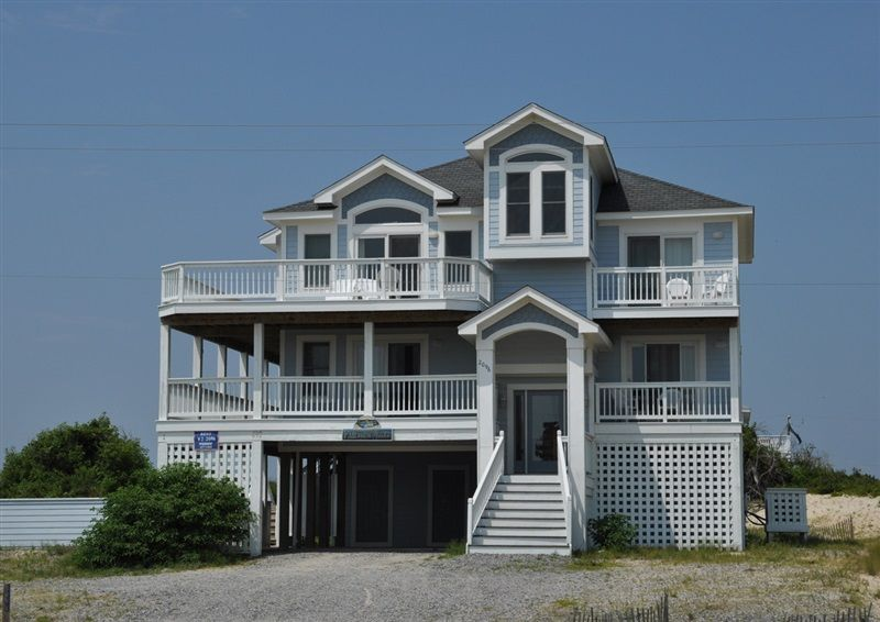 outer banks 4x4 house rentals