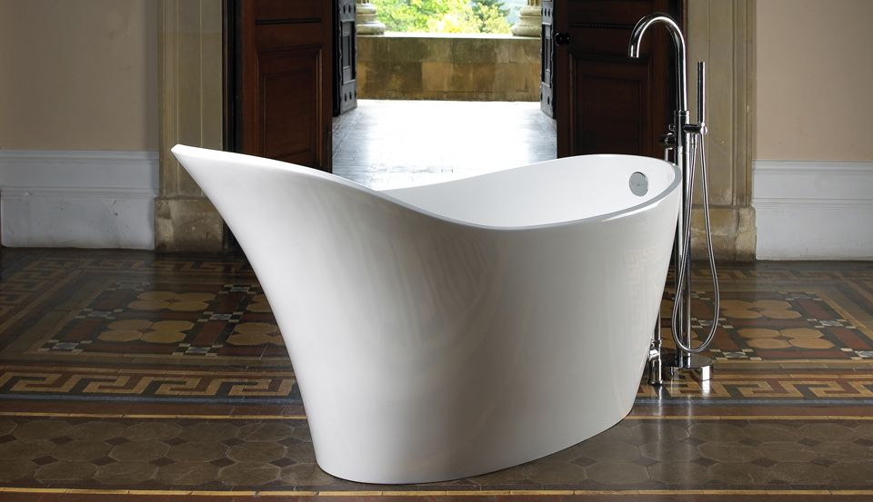 Victoria Albert Amalfi Freestanding Bathtub A Slipper Tub