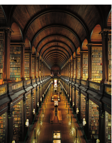 "PHILLIPS : AHMET ERTUG - The Library of Trinity College, 'The Long Room"", Dublin 2008"
