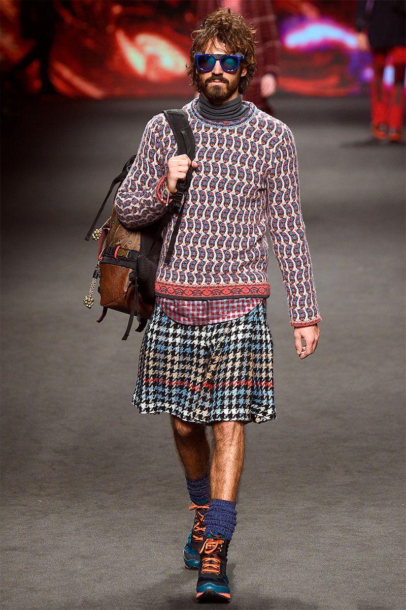 Stilvorlagen | men in #skirts (yet another board) | Pinterest ...