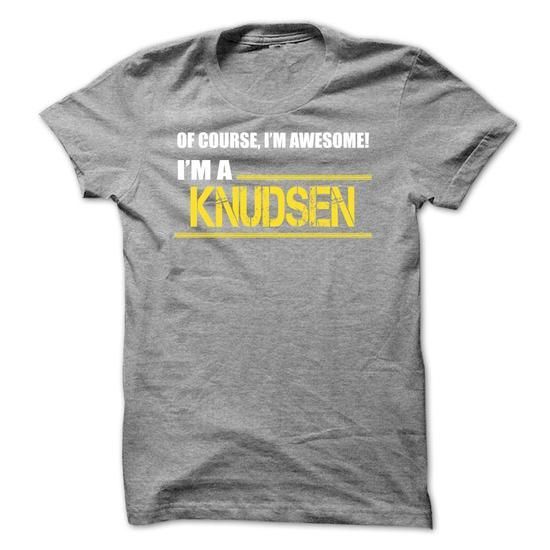 I am a KNUDSEN-rquaxurbjx - #design shirts #sleeveless. CHEAP PRICE => https://www.sunfrog.com/Names/I-am-a-KNUDSEN-rquaxurbjx.html?60505