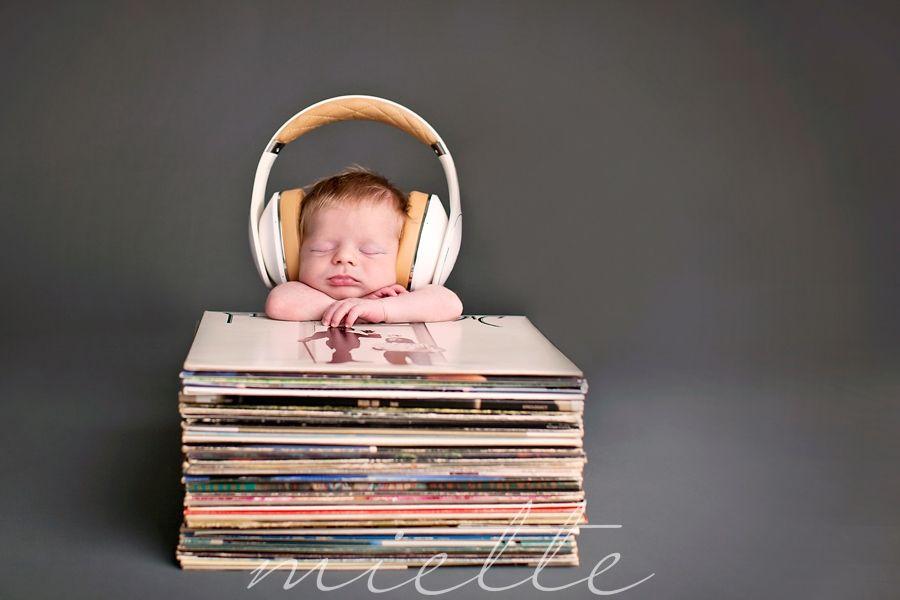 Baby Break For The Music Lover