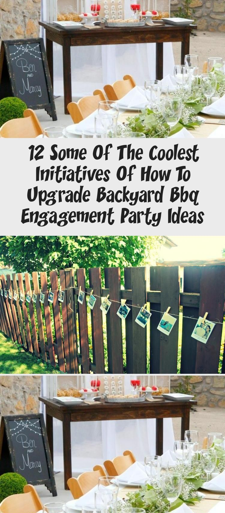 12 Some Of The Coolest Initiatives Of How To Upgrade Backyard Bbq Engagement Party Ideas - Wedding #engagementpartyideasdecorations 12 Some of the Coolest Initiatives of How to Upgrade Backyard Bbq Engagement Party Ideas #Homedecorlove #bohoweddingShower #bohoweddingGown #bohoweddingDeko #Elegantbohowedding #bohoweddingHeadpiece