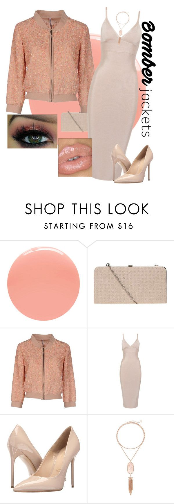 """""""hot summer nights"""" by nickiefinn ❤ liked on Polyvore featuring Eve Snow, Dorothy Perkins, SCEE, Massimo Matteo, Kendra Scott and bomberjackets"""