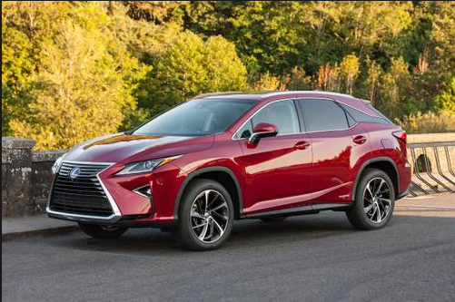 2019 Lexus Rx 450h Hybrid Redesign Rumors Concept Rx Is The Top Rated Design In Lexus All Sorts Of Things Starts Off Off Lexus Rx 350 Hybrid Car Lexus Suv