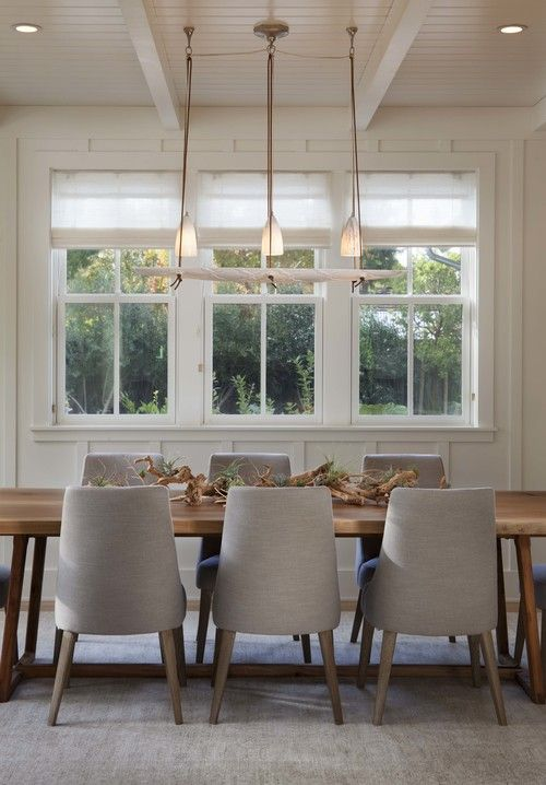Best 25 Modern farmhouse dining table and chairs ideas on Pinterest