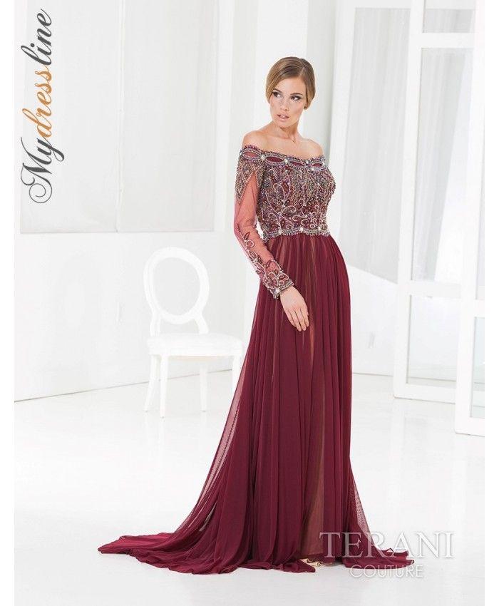 Terani Couture M3825