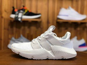 a980ddcdef1 Mens Womens Adidas Prophere White B37454 Running Shoes